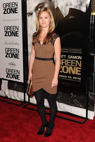 Julia Stiles ad una premiere di Green Zone