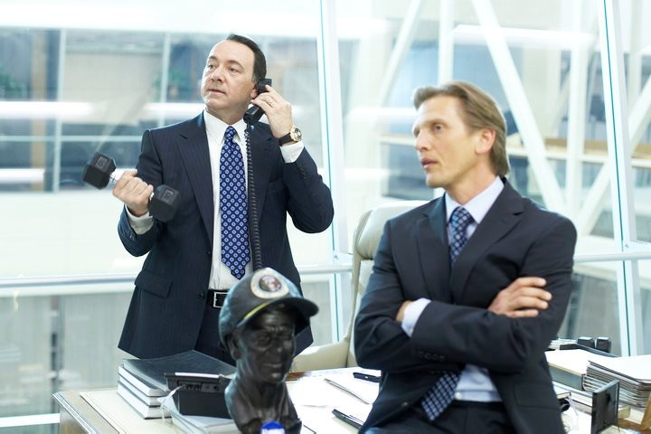 Kevin Spacey e Barry Pepper nel thriller politico Casino Jack