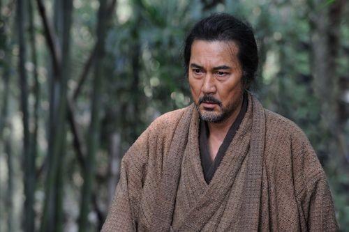 Koji Yakusho nel film The Last Chushingura