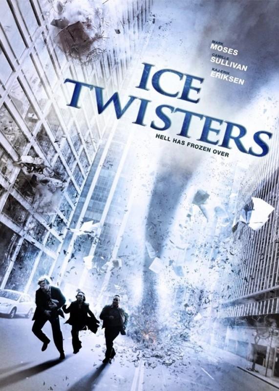 La locandina di Ice Twisters
