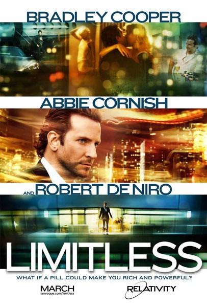 La locandina di Limitless
