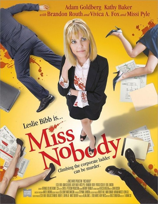 La locandina di Miss Nobody