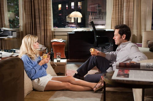 Reese Witherspoon e Paul Rudd in un'immagine della commedia Come lo sai
