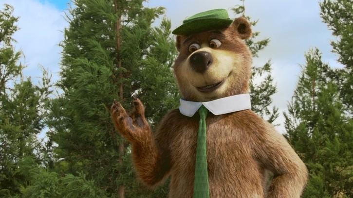 Una prima immagine del film Yogi Bear 3D