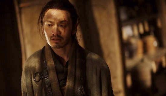 Huang Xiaoming in un'immagine del film Sacrifice