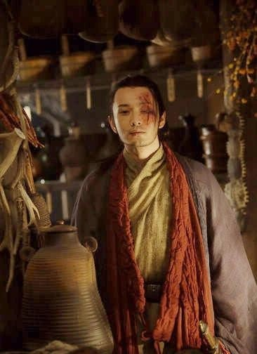 Huang Xiaoming nel dramma cinese Sacrifice