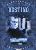La copertina di Destino (dvd)