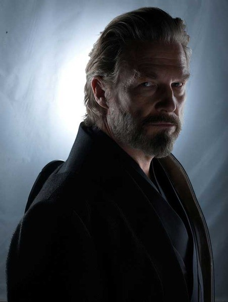 Jeff Bridges è Kevin Flynn in Tron Legacy