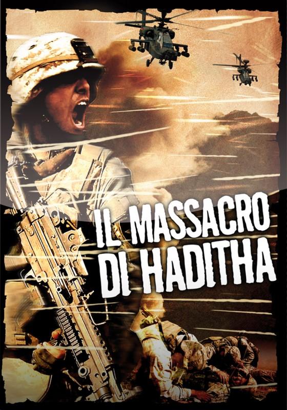 La copertina di Il massacro di Haditha (dvd)