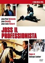 La copertina di Joss il professionista (dvd)
