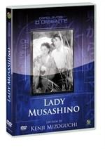 La copertina di Lady Musashino (dvd)
