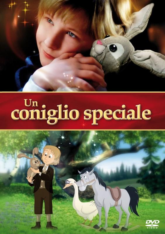 La copertina di Un coniglio speciale (dvd)