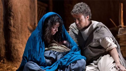 Tatiana Maslany e Andrew Buchan sono Maria e Giuseppe nella miniserie tv inglese The Nativity