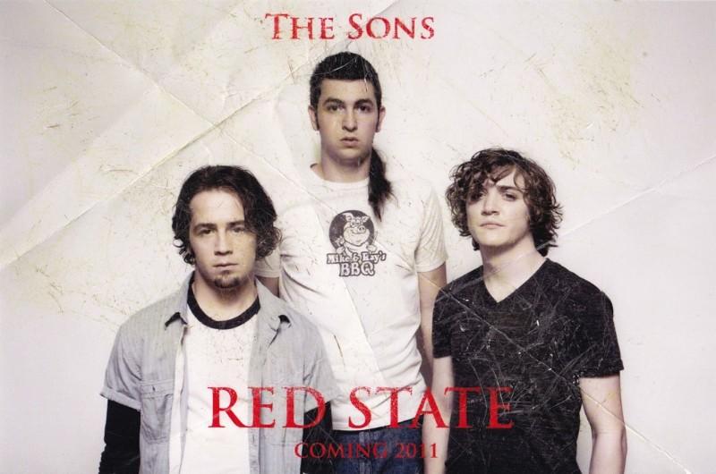 Un nuovo affollato poster di Red State