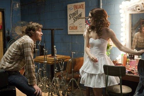 Garrett Hedlund e Leighton Meester nel drammatico Country Strong