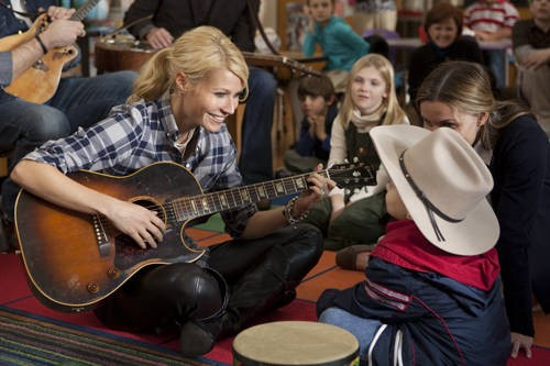 Gwyneth Paltrow nei panni della cantante Kelly Canter nel film Country Strong