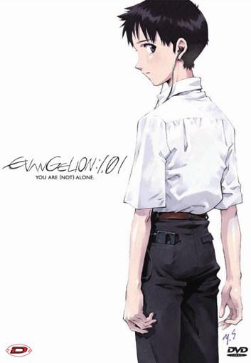 La locandina di Evangelion: 1.0 You Are (Not) Alone