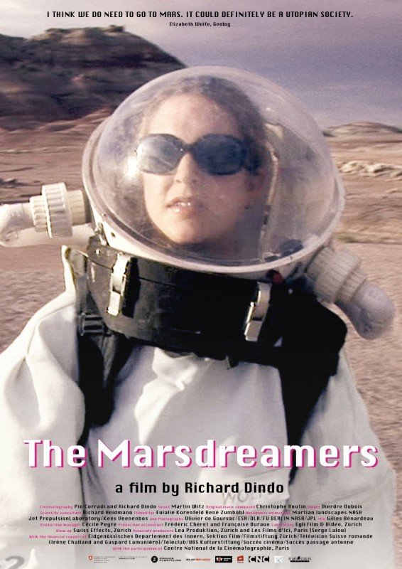 La locandina di The Marsdreamers