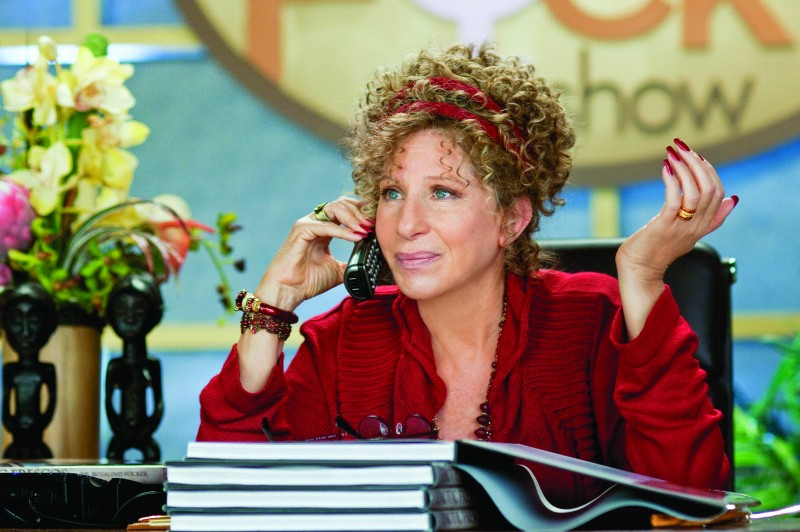 Barbra Streisand in una immagine di Vi presento i nostri