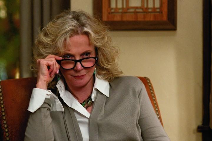 Blythe Danner in una scena della commedia Vi presento i nostri
