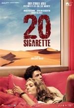 La copertina di 20 sigarette (dvd)