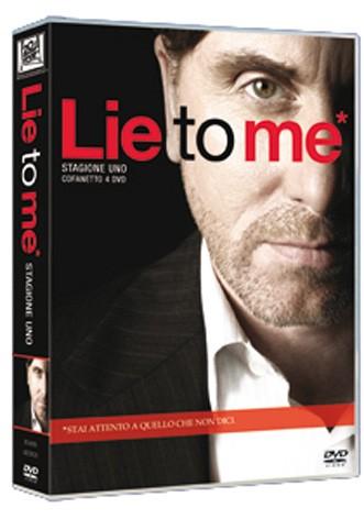 La copertina di Lie to Me - Stagione 1 (dvd)