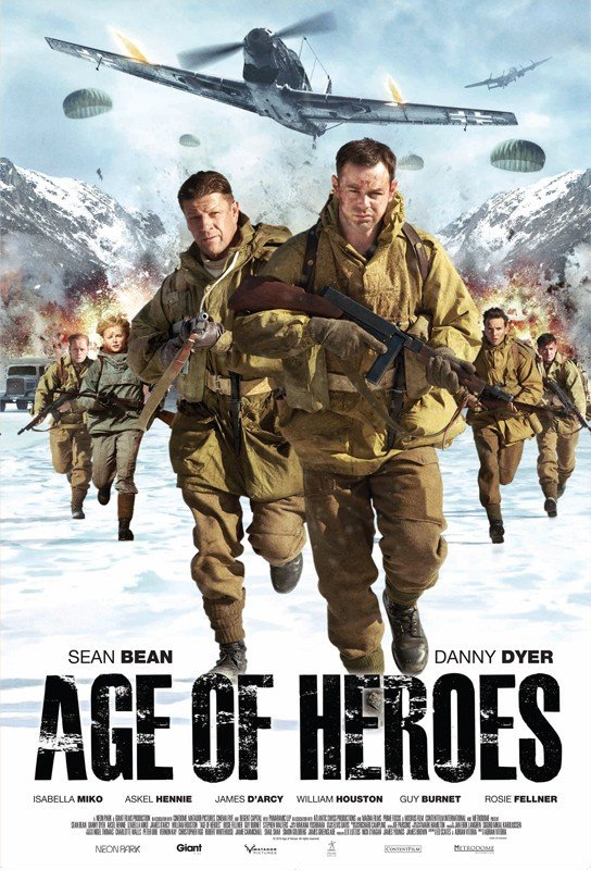 La locandina di Age of Heroes