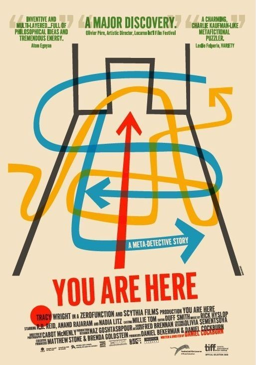 La locandina di You Are Here