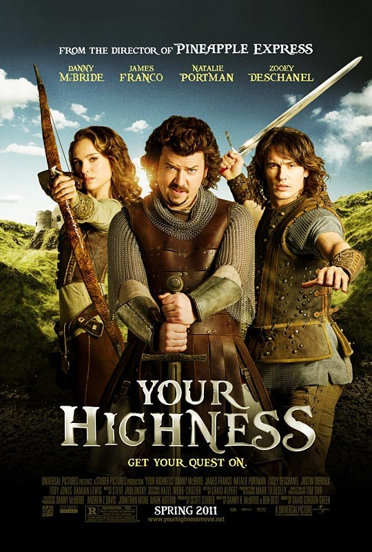 La locandina di Your Highness