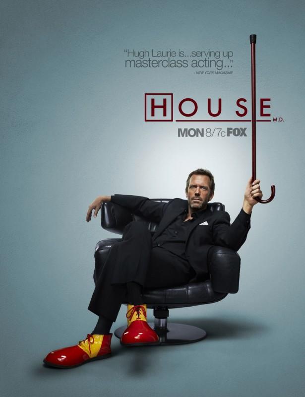 Nuovissimo poster della stagione 7 di Dr House