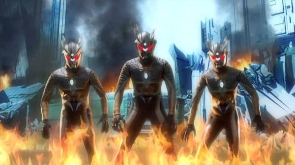 Una sequenza di Ultraman Zero The Movie: Super Deciding Fight! The Belial Galactic Empire