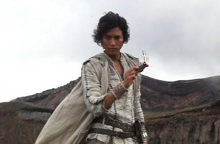 Yû Koyanagi, protagonista di Ultraman Zero The Movie: Super Deciding Fight! The Belial Galactic Empire