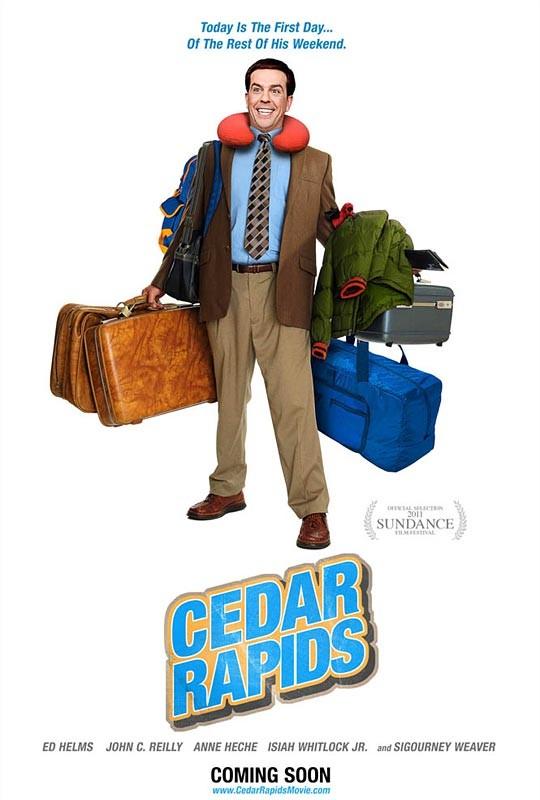 La locandina di Cedar Rapids