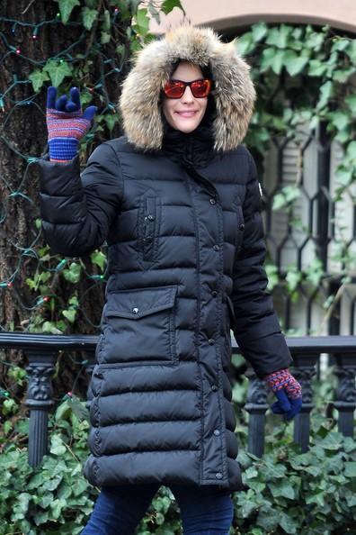 Liv Tyler lascia la sua casa di New York