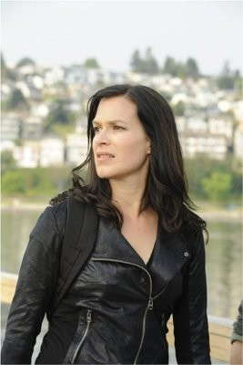 Franka Potente nell'episodio One, Maybe Two, Ways Out di Psych