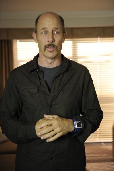 Jon Gries nell'episodio One, Maybe Two, Ways Out di Psych