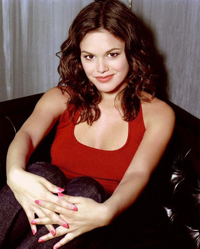 Rachel Bilson in una foto promozionale per la stagione 1 di The O.C.