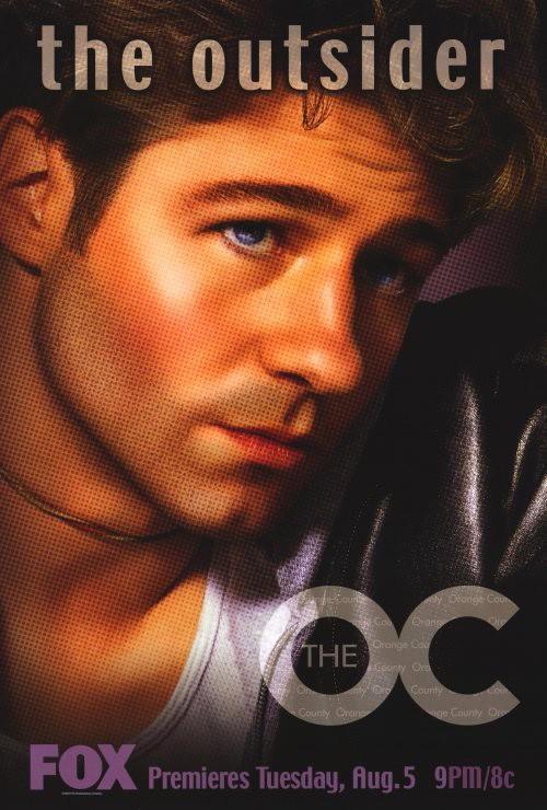 Un character poster di Benjamin McKenzie per la prima stagione di The O.C.