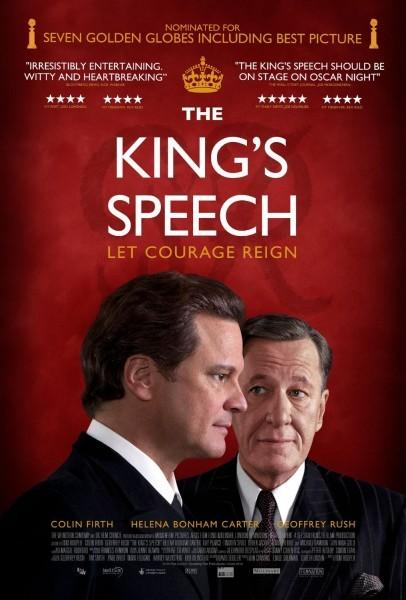 Ancora un nuovo poster de Il discorso del re