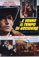 La locandina di ...e venne il tempo di uccidere ( 1968 )