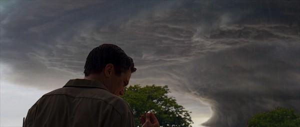 Nuvole nere su Michael Shannon in Take Shelter