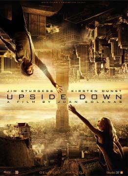 Secondo poster di Upside Down