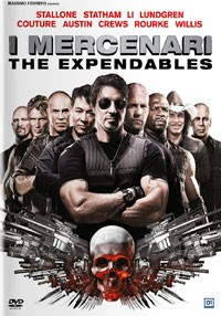 La copertina di I mercenari - The Expendables (dvd)