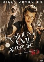 La copertina di Resident Evil: Afterlife (dvd)
