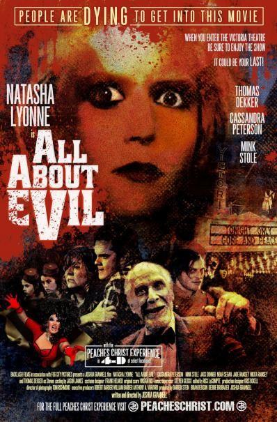 La locandina di All About Evil