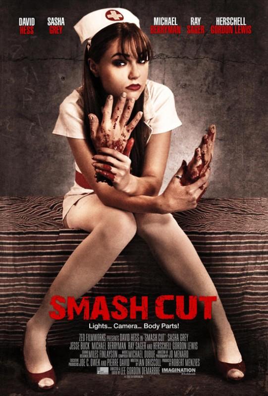 La locandina di Smash Cut