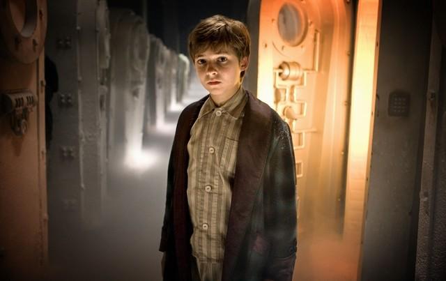 Laurence Belcher nello speciale natalizio A Christmas Carol di Doctor Who