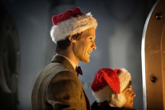 Matt Smith nello speciale natalizio A Christmas Carol di Doctor Who