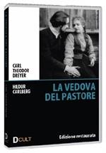 La copertina di La vedova del pastore (dvd)
