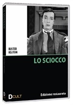 La copertina di Lo sciocco (dvd)